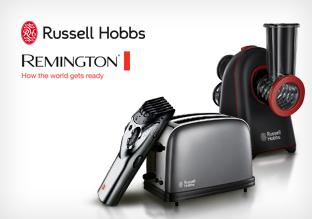 Remington & Russell Hobbs!