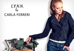 L.Y.N.N. by Carla Ferreri