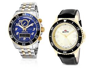 Giusto in tempo : orologi!