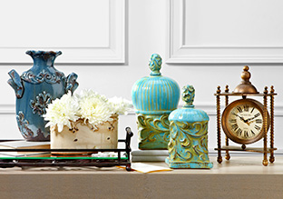 French Country Chic: Décor & Accents!