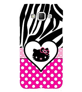 Cute Girly Love Cute Fashion 3D Hard Polycarbonate Designer Back Case Cover for Samsung Galaxy Grand 3 :: Samsung Galaxy Grand Max