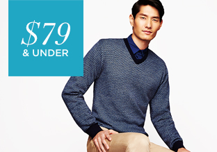 $79 & Under: Casual Sweaters!