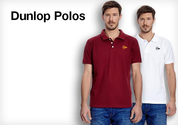 Dunlop Polos