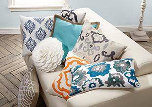Decorative Pillows by Saro Lifestyle!