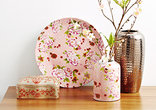 Now Trending: Chinoiserie & Copper!