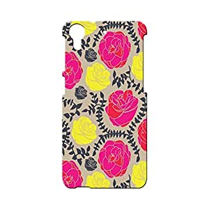 BLUEDIO Designer Printed Back case cover for HTC Desire 728 - G3205
