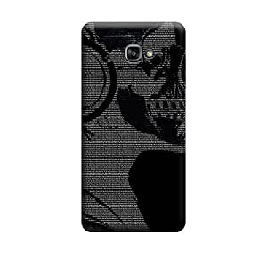 Skintice Designer Back Cover with direct 3D sublimation printing for Samsung Galaxy A5 (2016)