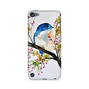 MOBICTURE Bird Premium Designer Mobile Back Case Cover For Apple iPod Touch 6