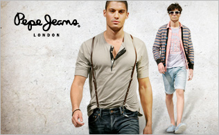 Pepe Jeans London!