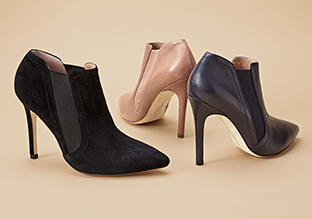 Step-Up Your Style: Boots & Booties