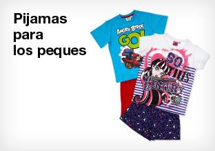Pijamas para los peques!