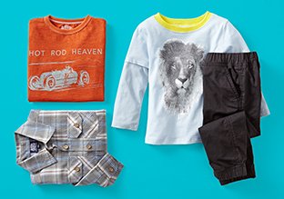 New Markdowns: Styles for Baby & Toddler