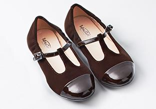 Dolce sui suoi piedi : Mary Janes & Appartamenti!