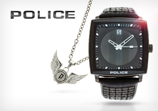 Police Watches & Jewels