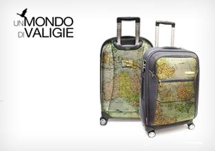 Un mondo di valigie!