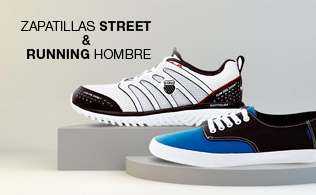 Zapatillas: Street & Running