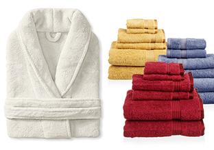 Regali per la Laurea : biancheria da letto e da bagno!