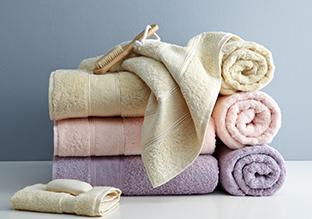 Luxor Biancheria asciugamani, bagno Mats & Robes!