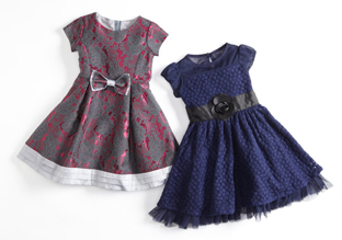 All Dressed Up: Baby Outfits