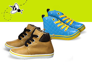 Run & Play : Sneakers per i bambini!