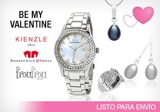 Oportunidades: Be my Valentine