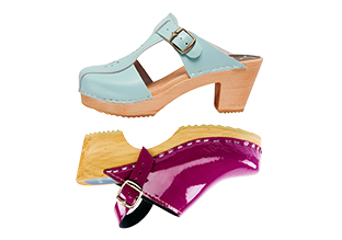 Just Like Mom: Cape Clogs for Kids & Women