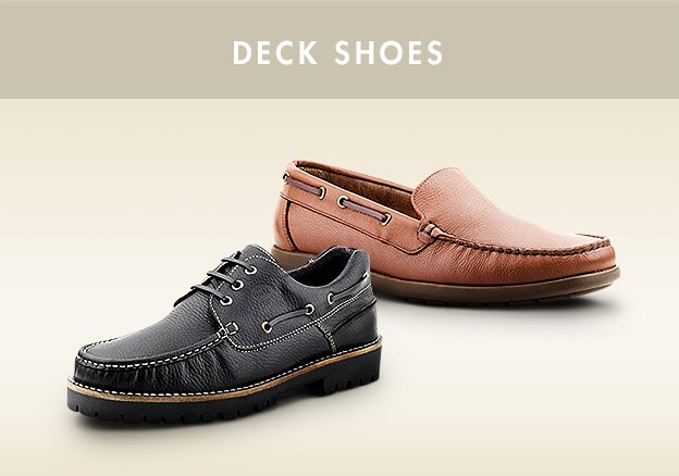 Deck Shoes