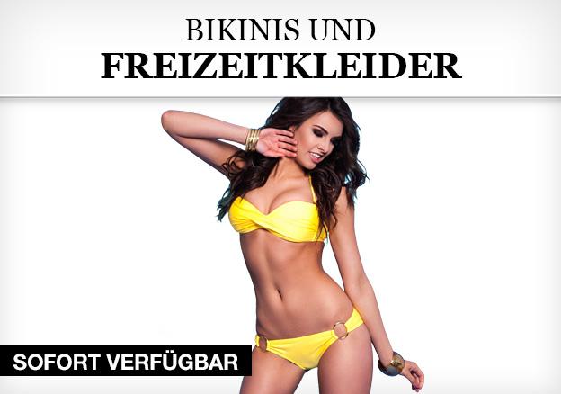 Bikinis & Freizeitkleider