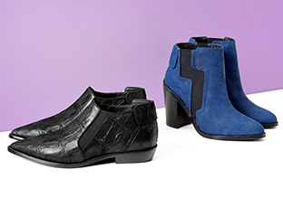 Modern Mix: Shoes & Boots feat. L.A.M.B.!