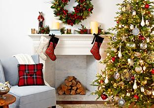 Decoraci n navide a alegr a de la navidad estilos de - Decoracion navidena amazon ...