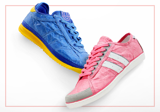 Kicks colorati : Fashion Sneakers!