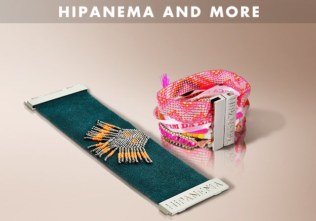 Hipanema and more
