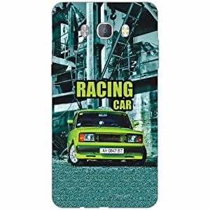 Samsung J7 new edition 2016 Back Cover - Silicon Racing Designer Cases
