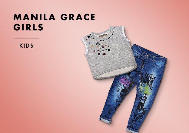 Manila Grace kids