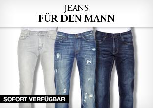 Jeans für den Mann