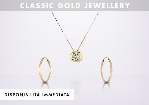 Classic Gold Jewellery