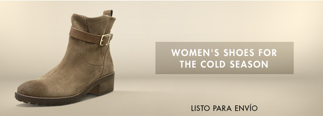 Women`s shoes for the cold season