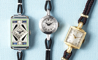 ARCHIVE: Second Time Around Watch Company!