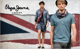 Pepe Jeans London: Primavera / Verano