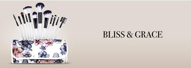 Bliss & Grace: makeup brushes