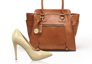 Nudes & Neutrals: Shoes, Bags & More