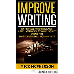 how to improve creative writing