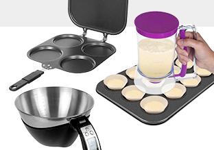 Favorite strumenti e accessori da cucina voga italia for Strumenti di cucina