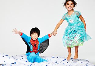 Personajes favoritos: pijama niños!