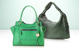 Color Shop: Green Accessories!