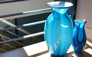 Spring Fever: Colorful Mouth-Blown Glass