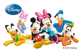 Disney per la tua Cameretta!