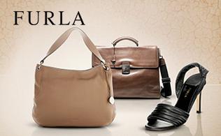 Furla: Schuhe & Taschen