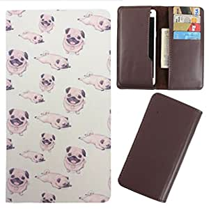 DooDa - For Oppo Neo 5S PU Leather Designer Fashionable Fancy Case Cover Pouch With Card & Cash Slots & Smooth Inner Velvet