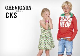 Chevignon Kids y CKS Kids